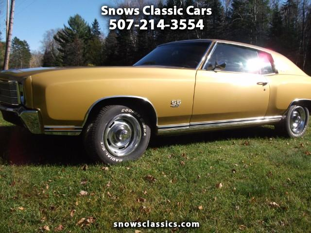 Photo 1970 Chevrolet Monte Carlo SS