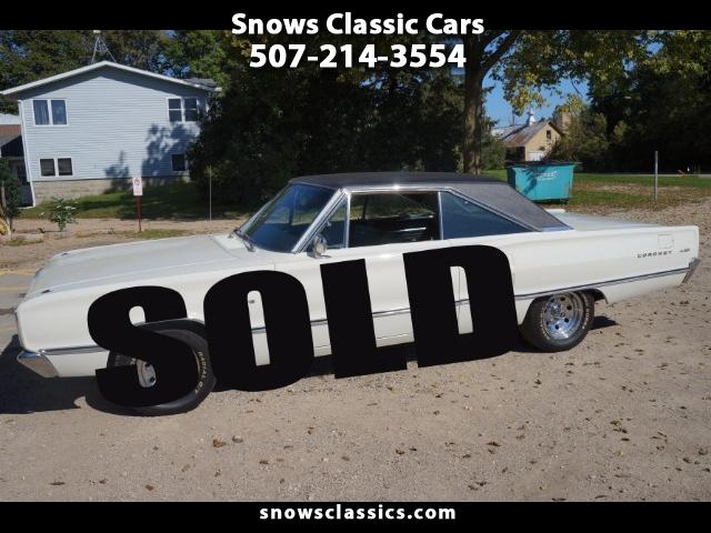 Photo 1967 Dodge Coronet Hardtop