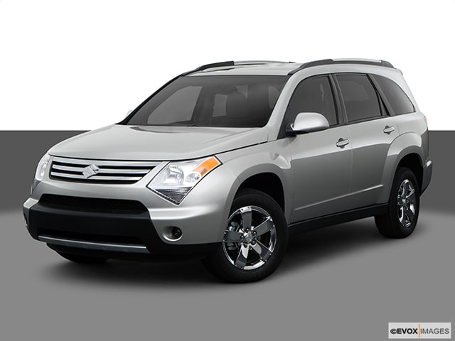 Photo Pre-Owned 2007 Suzuki XL7 Limited SUV For Sale  Raleigh NC