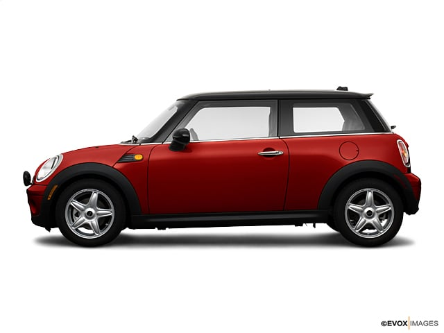 Photo Pre-Owned 2009 MINI Cooper Hardtop Coupe in Jacksonville FL