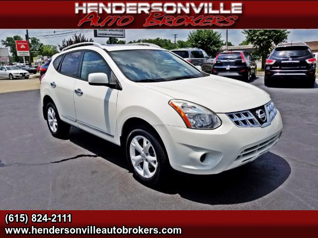 Photo 2011 Nissan Rogue S FWD Krom Edition