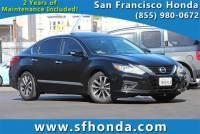 2016 Nissan Altima 2.5 SL Sedan at San Francisco, Bay Area Used Vehicle Dealer