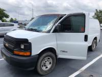 Used 2006 Chevrolet Express Cargo Van 3500 155 WB RWD Van
