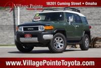 2014 Toyota FJ Cruiser SUV 4WD for sale in Omaha