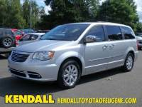 2011 Chrysler Town & Country Touring-L Van LWB Passenger Van Front-wheel Drive