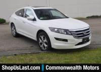 Pre-Owned 2012 Honda Crosstour EX-L Four Wheel Drive Crossover