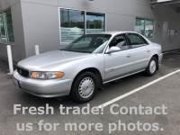2002 Buick Century Limited Sedan