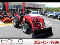 2018 Mahindra 1626 SHUTTLE FRONT END LOADER
