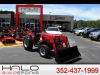 2018 Mahindra 1626 HST FRONT END LOADER