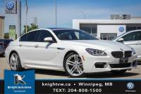 Pre-Owned 2015 BMW 6 Series 640i xDrive AWD M Sport w/ Massage Seats/Drive Assist/Soft Door Close AWD 4dr Car