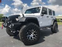 Used 2018 Jeep Wrangler JK Unlimited LEATHER NAVIGATION LIFTED XD NITTO
