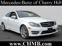 Pre-Owned 2015 Mercedes-Benz C 250 RWD 2dr Car