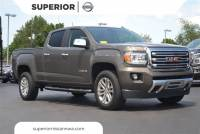 Used 2015 GMC Canyon SLT Truck Crew Cab For Sale in Fayetteville, AR