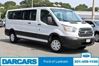 Used 2017 Ford Transit Wagon XLT, 15 PASSENGER VAN Minivan/Van V6 Cylinder Engine