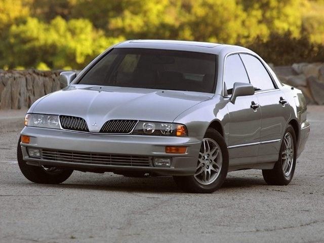 Photo Used 2002 Mitsubishi Diamante ES Sedan Automatic Front-wheel Drive in Chicago, IL