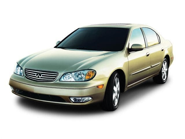 Photo Used 2004 INFINITI I35 Luxury for sale in Fremont, CA