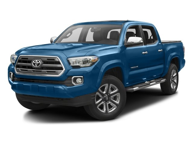 Photo Pre-Owned 2016 Toyota Tacoma 4WD Double Cab V6 AT Limited Short Bed