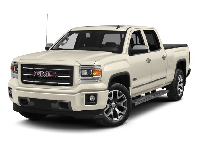 Photo Pre-Owned 2014 GMC Sierra 1500 4WD Crew Cab 143.5 SLT Four Wheel Drive Pickup Truck