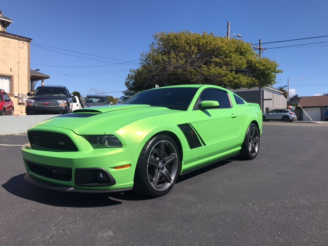 Photo 2013 Ford Roush Mustang Stage 3 in Eureka