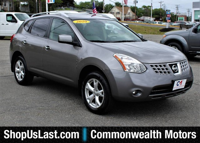 Photo Pre-Owned 2010 Nissan Rogue S Krom Edition All Wheel Drive SUV