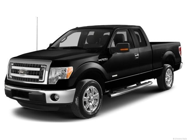 Photo Used 2013 Ford F-150 For Sale  CT