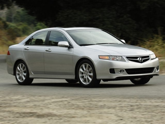 Photo Used 2006 Acura TSX NAVI in Houston, TX