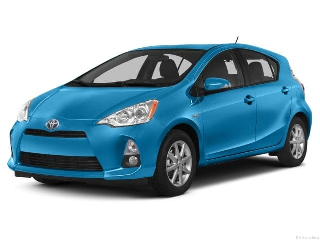 Photo Used 2013 Toyota Prius c One in Brunswick, OH, near Cleveland