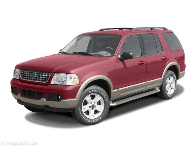 Photo 2003 Ford Explorer RWD SUV in Baytown, TX. Please call 832-262-9925 for more information.