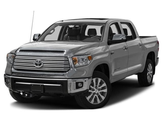 Photo Used 2017 Toyota Tundra Limited 5.7L V8 Truck CrewMax 4x4 in Chico, CA
