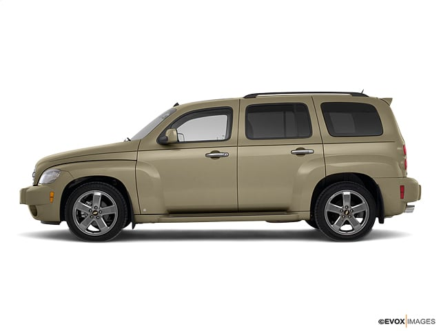 Photo Used 2007 Chevrolet HHR LT SUV For Sale in Asheville, NC