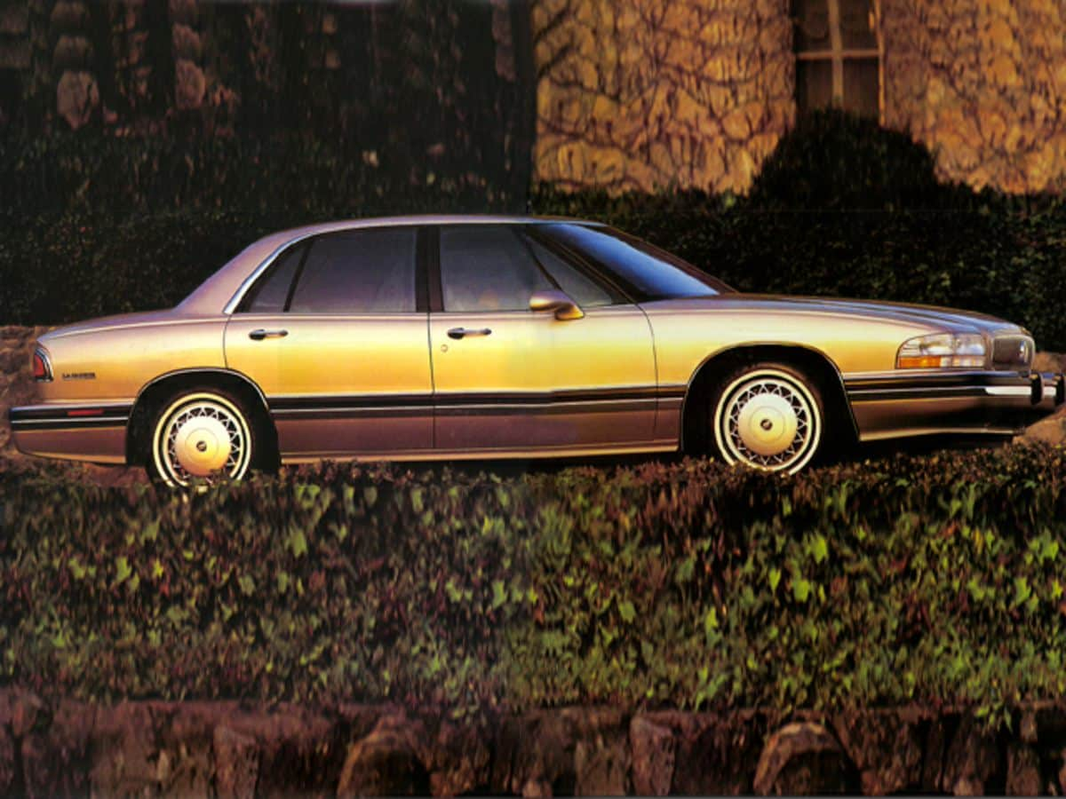 Photo Used 1994 Buick Lesabre Limited in Cincinnati, OH