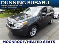 Certified Pre-Owned 2016 Subaru Forester 2.5i Premium For Sale In Ann Arbor