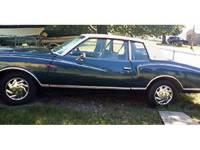 1979 MONTE CARLO, 70K MILES, MOTOR HAS ...