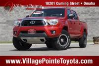 2015 Toyota Tacoma Base Truck Double Cab 4WD for sale in Omaha