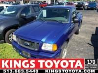 Used 2004 Ford Ranger Edge Truck Standard Cab in Cincinnati, OH
