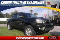 Certified 2014 Toyota Tacoma 4x4 Truck Double Cab 4x4 in Jacksonville FL