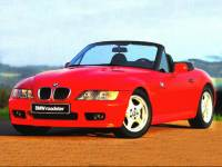 Pre-Owned 1996 BMW Z3 Base RWD 2D Convertible