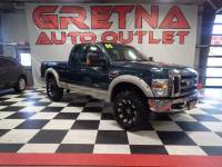 2008 Ford F-250 SD LIFTED UP XLT SUPERCAB TURBO DIESEL V8 4X4! LOADED