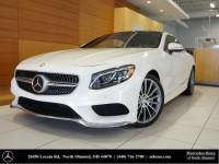 Pre-Owned 2015 Mercedes-Benz S-Class S 550 Sport AWD 4MATIC®