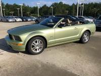 Used 2006 Ford Mustang GT Deluxe Convertible