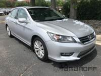 Certified Pre-Owned 2013 Honda Accord EX-L FWD 4D Sedan