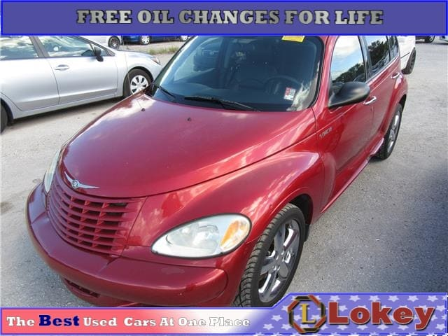 Photo Used 2003 Chrysler PT Cruiser GT SUV in Clearwater, FL