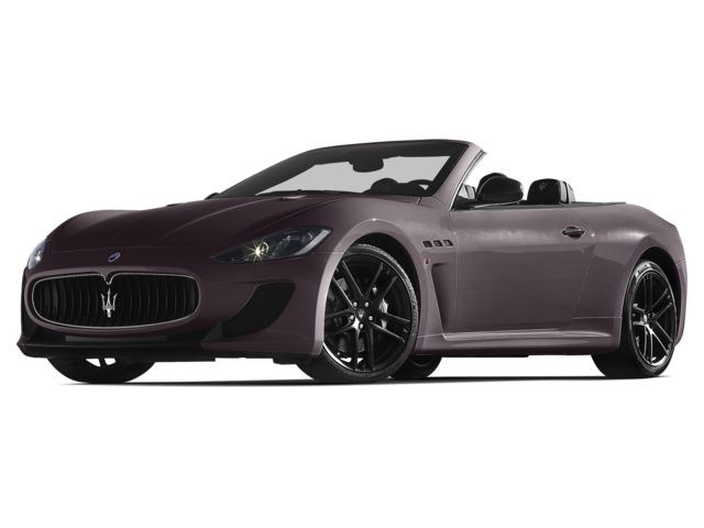 Photo 2014 Maserati Granturismo Convertible MC Convertible