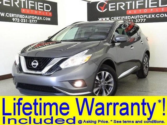 Photo 2017 Nissan Murano SV V6 NAVIGATION REAR CAMERA POWER SEAT FOG LIGHTS CRUISE CONTROL