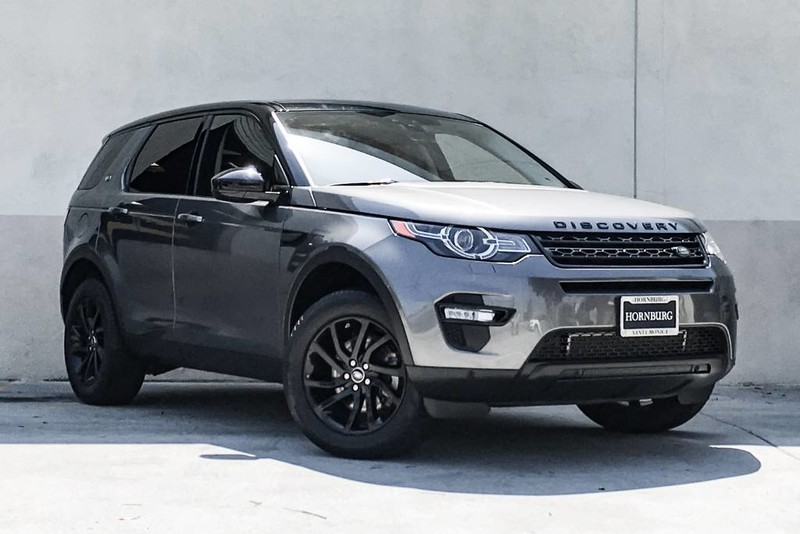 Photo Pre-Owned 2016 Land Rover Discovery Sport HSE Four Wheel Drive SUV