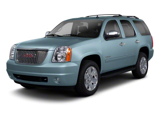 Photo Pre-Owned 2013 GMC Yukon SLT With Navigation  4WD