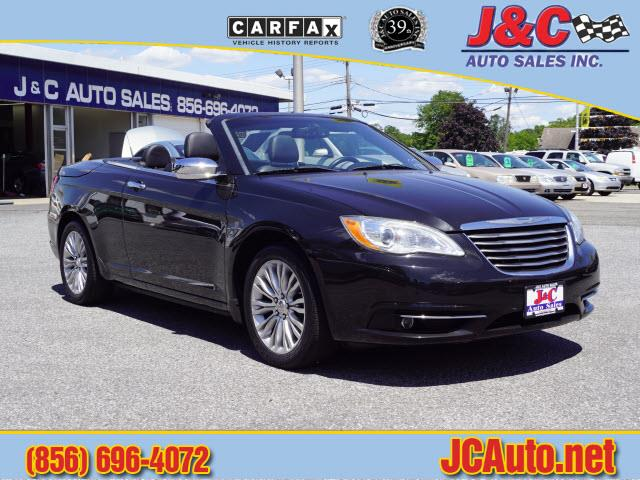 Photo 2011 Chrysler 200 Limited Convertible