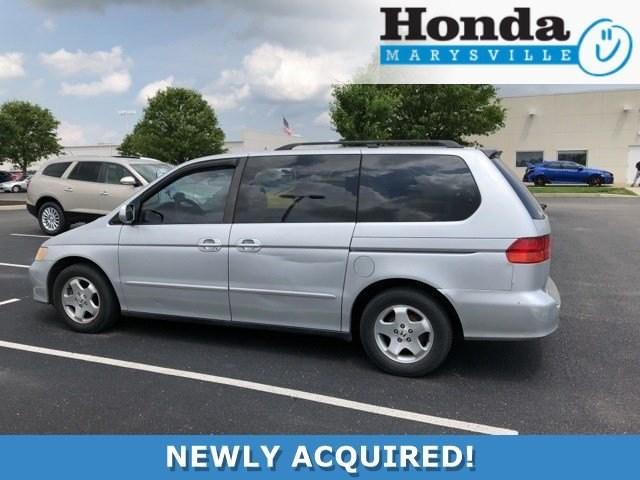 Photo Used 2001 Honda Odyssey EX Van