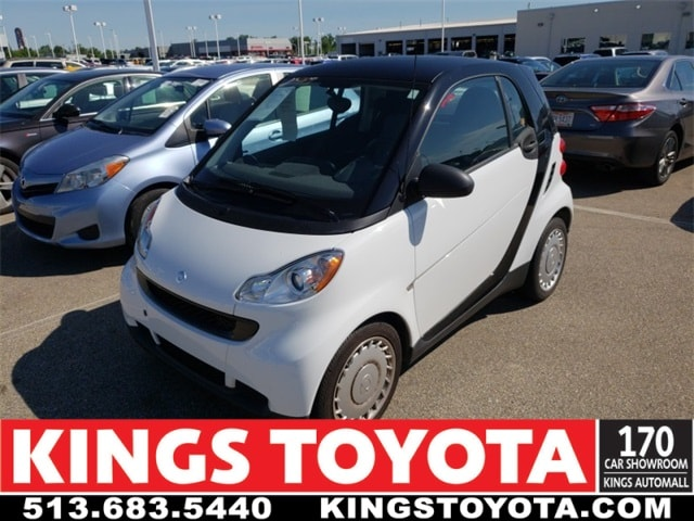 Photo Used 2012 Smart Fortwo Pure Coupe in Cincinnati, OH