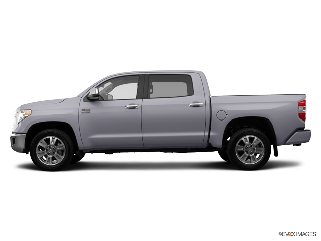 Photo Used 2015 Toyota Tundra 2WD CrewMax Standard Bed 5.7L Platinum